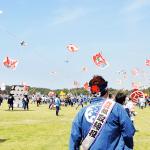 浜松まつり凧揚げ会場に車で行く方法!無料駐車場の飯田公園の場所は?