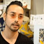 勝野洋輔の刺繍作品の購入先はどこ?気になる彼女や姉の存在も!