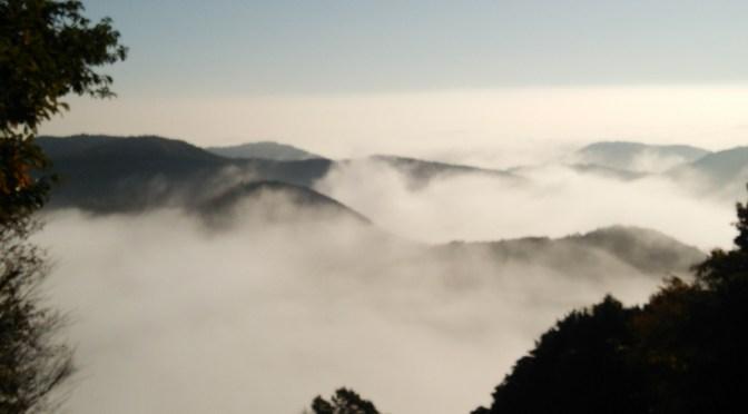 雲の上の楼閣