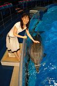 イルカちゃんと一緒♪