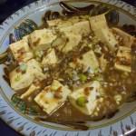 超簡単マクロビオティックレシピ:混ぜるだけ麻婆豆腐(レトルトパック)