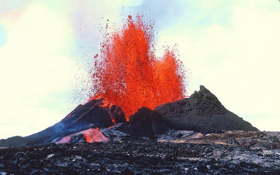 キラウエア火山 ハワイ