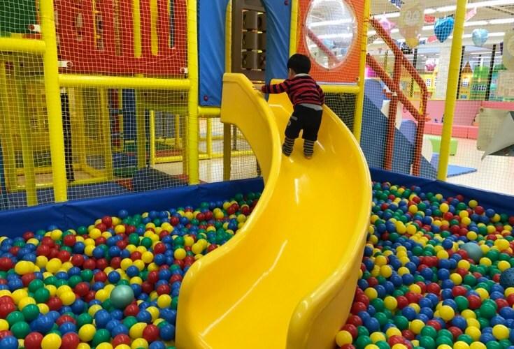 ローカル!沖縄那覇でオススメ子供の遊び場所、波の上(室内編)