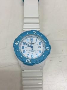 カシオ 腕時計の電池交換
