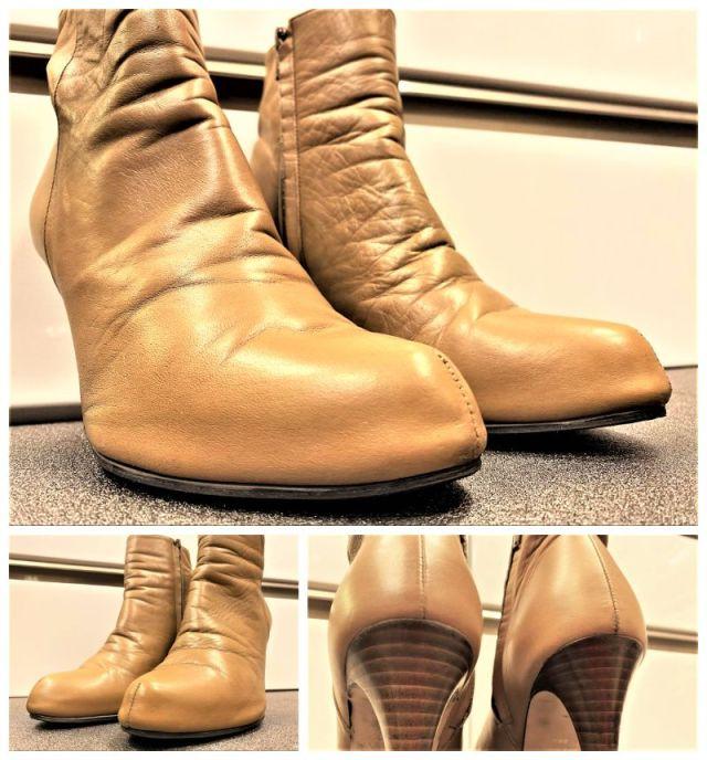 婦人靴 ショートブーツ