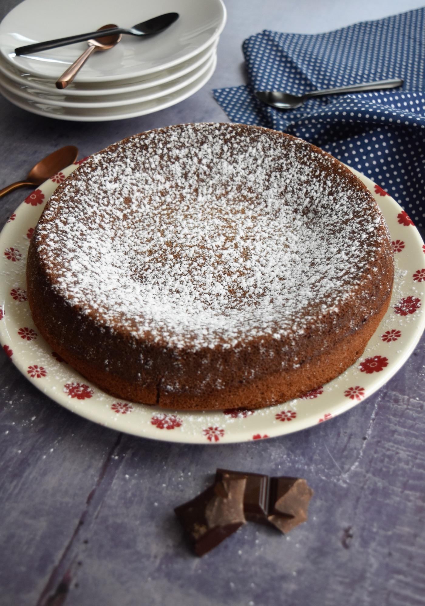 Gateau Avec 8 Oeufs : gateau, oeufs, Gâteau, Chocolat, Noisette, Blancs, D'oeufs, Dessert