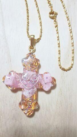 十字架オルゴナイト