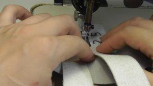合皮を縫うコツ シェリーメイの靴 インベル