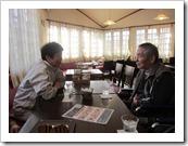 外出喫茶(サンピア姫路にて)