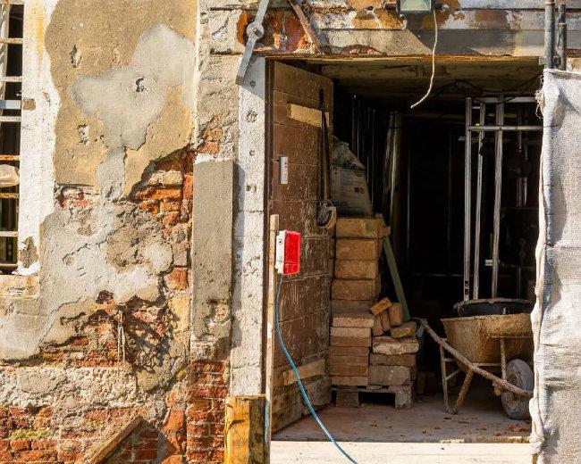 Consolidamento murature - Yume Iniezioni