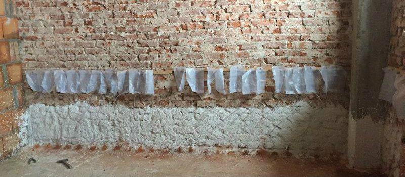 Come eliminare l 39 umidit di risalita capillare dai muri - Come eliminare l umidita in casa ...