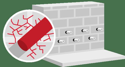 Umidità di risalita: soluzioni più diffuse