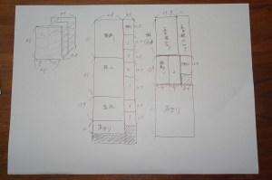 設計図:板の切り出し用