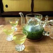 緑茶・新茶・グリーンティー・カテキン・水出し茶