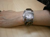 パイソン腕時計