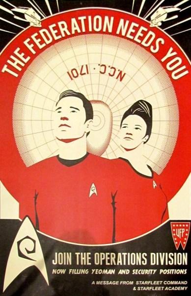 star trek posters 75