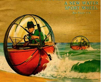 water-ball