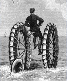 water-wheels