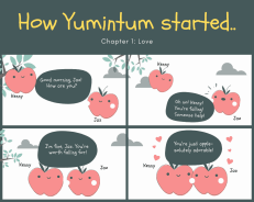 How Yumintum Started. Chapter 1: Fall in Love: Mehar and Kenny