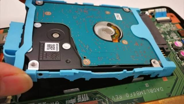 SSD搭載