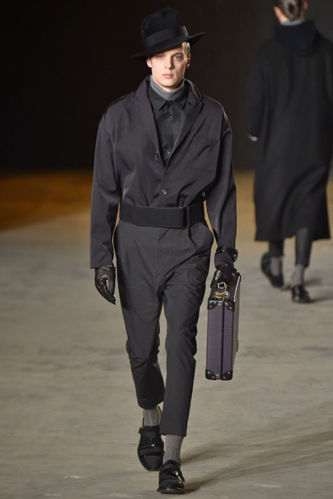 Robert Geller New York Men's Fashion Week