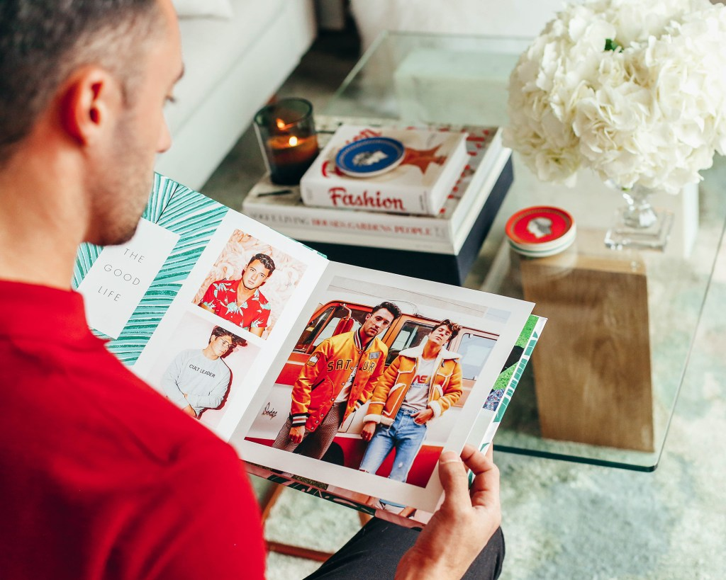 Create your own photo book online