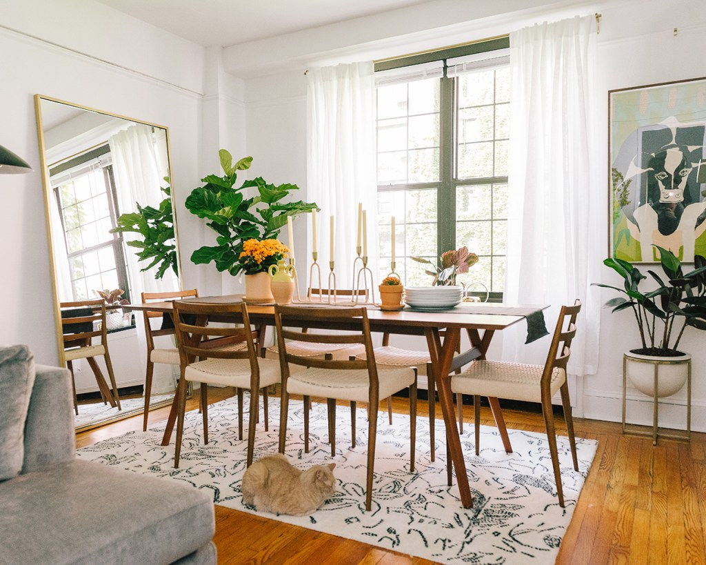 Yummertime New York Apartment Tour with West Elm