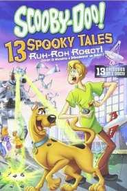 Scooby-doo 13 spooky tales ruh-roh-robot! (2013)