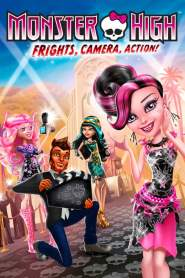 มอนสเตอร์ไฮ ซุป'ตาร์ราชินีแวมไพร์ Monster High: Frights, Camera, Action! (2014)