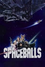 สเปซบอลล์ ละเลงจักรวาล Spaceballs (1987)