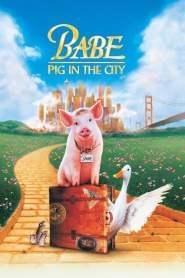 เบ๊บ หมูน้อยหัวใจเทวดา 2 Babe: Pig in the City (1998)