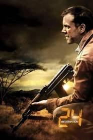 24 รีเด็มชั่น ปฏิบัติการพิเศษ 24 ชม.วันอันตราย 24: Redemption (2008)