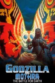 แบ็ทต้า ก๊อตซิลล่า ม็อททร่า ศึก 3 อสูรสัตว์ประหลาด Godzilla vs. Mothra (1992)