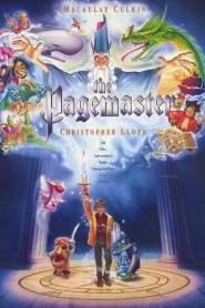 โดดเดี่ยวเจาะเวลา The Pagemaster (1994)