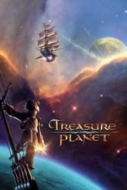 เทรเชอร์ แพลเน็ต ผจญภัยล่าขุมทรัพย์ดาวมฤตยู Treasure Planet (2002)