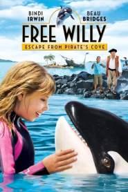 เพื่อเพื่อนด้วยหัวใจอันยิ่งใหญ่ 4 Free Willy: Escape from Pirate's Cove (2010)