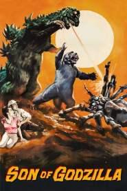 ลูกก็อตซิลล่าอาละวาด Son of Godzilla (1967)