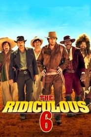 หกโคบาลบ้า ซ่าระห่ำเมือง The Ridiculous 6 (2015)