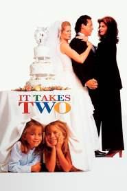 พี่น้องคนละท้องคนละเขี้ยว It Takes Two (1995)