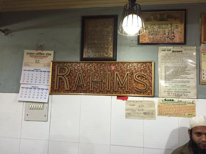 Rahim's