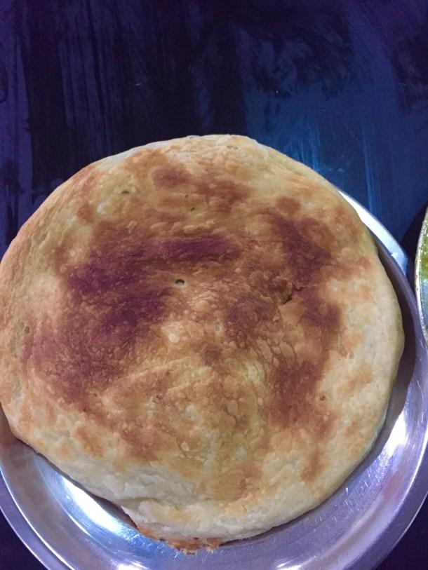 Kulcha at Rahim's