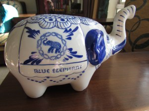 Blue Elephant 1st prize