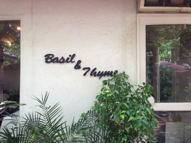 basil & thyme