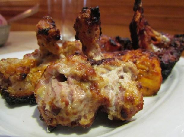 Chicken kalmi kabab