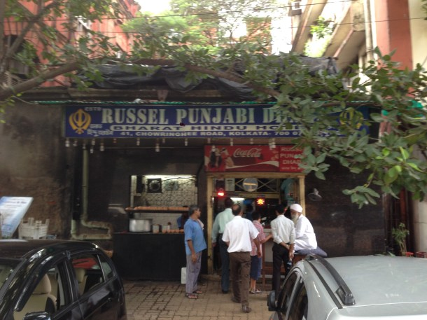 russell dhaba