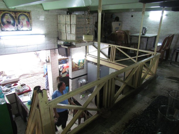 view of Ground floor & part of 1st floor