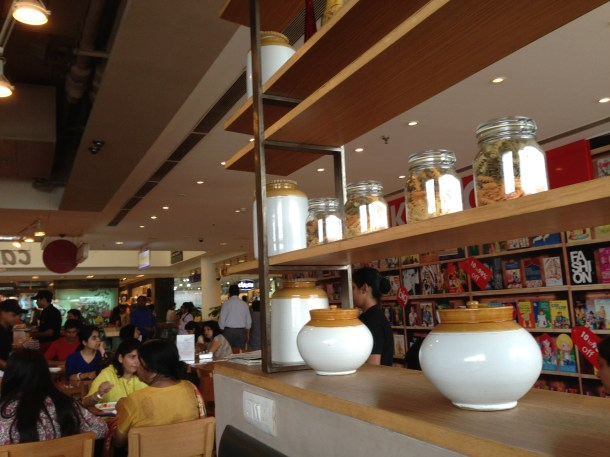 Amici cafe - another view