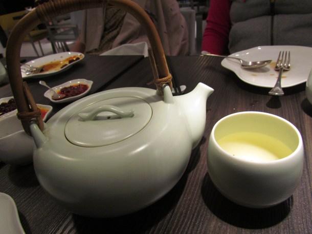 Tsui Yu Oolong Blue tea