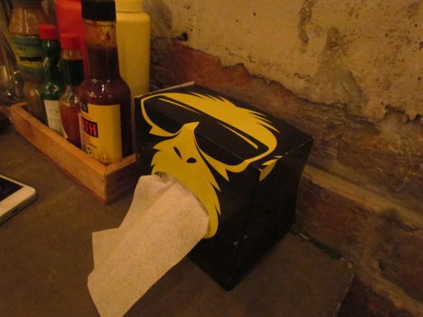 tissue paper box!!!!