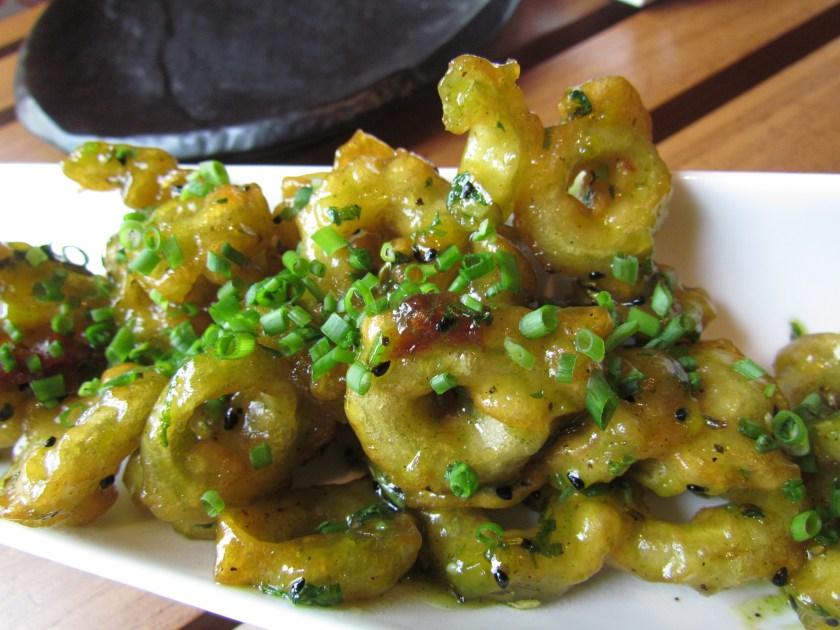 Karela calamari